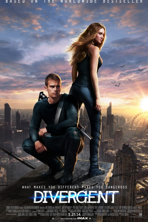 Divergent – a Movie about choice and identity.